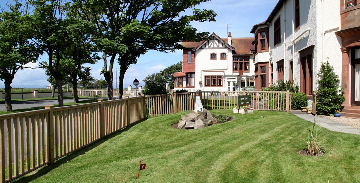 Suncourt House Care Home